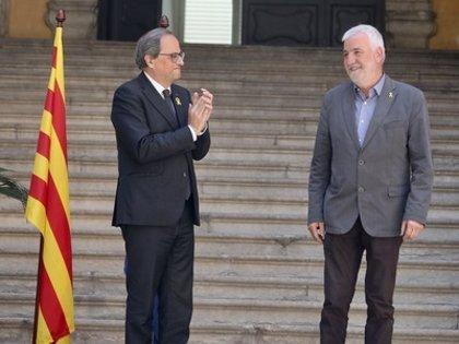 La defensa de los acompañantes de Puigdemont pide el archivo porque el expresident ya no está buscado por rebelión