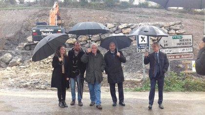 La redacción del tramo de la AS-254 entre Infiesto y Campo de Caso se adjudicará en noviembre en 220.000 euros