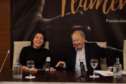 María Moreno presenta 'Yo bailo' en los 'Jueves Flamencos' de la Fundación Cajasol con todas las entradas agotadas