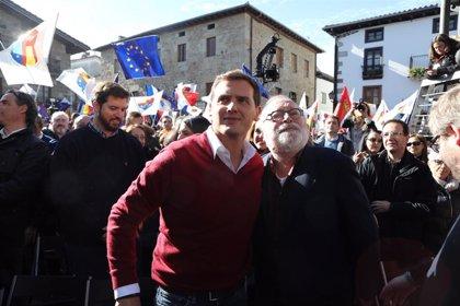 Savater y Boadella acompañan a Rivera este jueves en un acto en Madrid sobre el nacionalismo en Cataluña y Euskadi