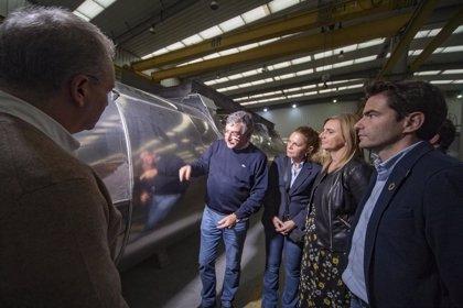 """PSOE quiere que Cantabria se consolide como """"actor clave"""" de la logística y el transporte en el norte"""