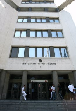 Seu General dels jutjats de Madrid (Juzgados de Plaza de Castilla)