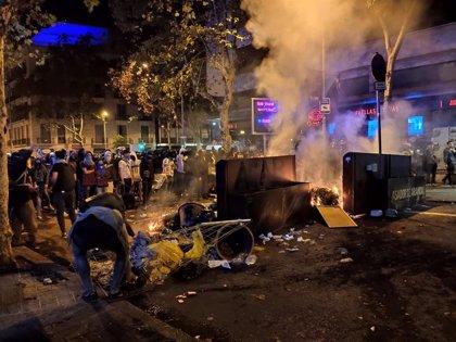 Barcelona cifra en 3,1 millones los daños por los altercados por la sentencia del 1-O