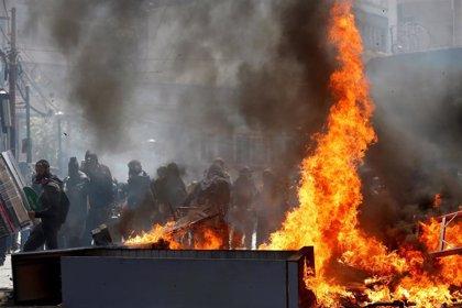 """El Gobierno chileno avisa de que los responsables de las muertes en las protestas """"deberán sufrir las consecuencias"""""""