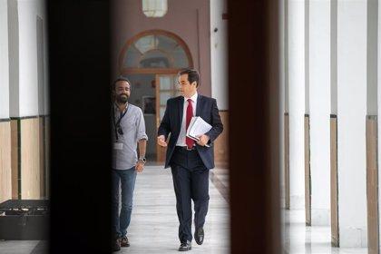 """PP-A critica al PSOE-A que """"se niegue a negociar"""" los presupuestos y """"no sea capaz de plantear una alternativa"""""""
