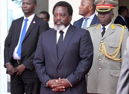 """El partido de Kabila anuncia que el expresidente de RDC volverá a la política tras """"un breve periodo de vacaciones"""""""