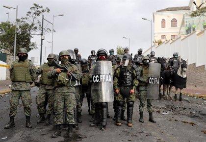 """Relatores de la ONU muestran su preocupación por la """"violenta respuesta"""" a las manifestaciones en Ecuador"""