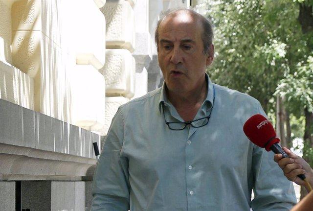 Francis Franco, net del dictador espanyol Francisco Franco