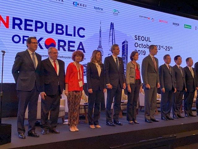 La Cámara de España ayudará a las empresas españolas a incorporarse al mercado coreano