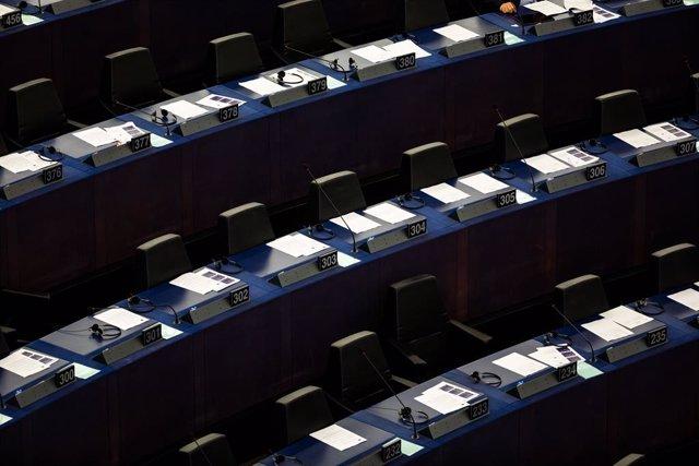 Seu del Parlament Europeu a Estrasburg
