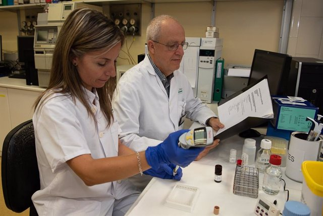 El responsable del Laboratorio de Toxicología del Clinic Jordi To Figueres