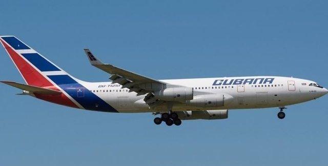 Avió de Cubana de Aviación