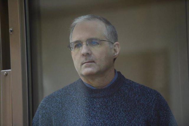 El exmarine estadounidense Paul Whelan, detenido en Rusia bajo la acusación de espionaje