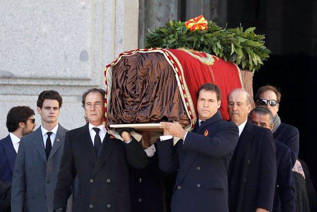 Els familiars de Franco