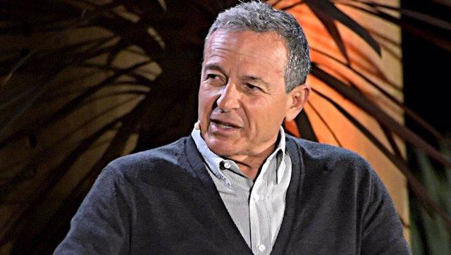 El CEO de Disney, Bob Iger