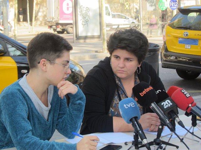 Bel Oliver (SEPC) y Adriana Roca (Arran)