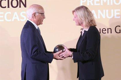Amadeus IT Group recibe el Premio Manuel Olivencia al Buen Gobierno Corporativo de la Fundación Cuatrecasas