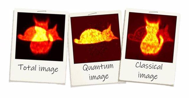 Extraen información cuántica oculta de una fuente de luz