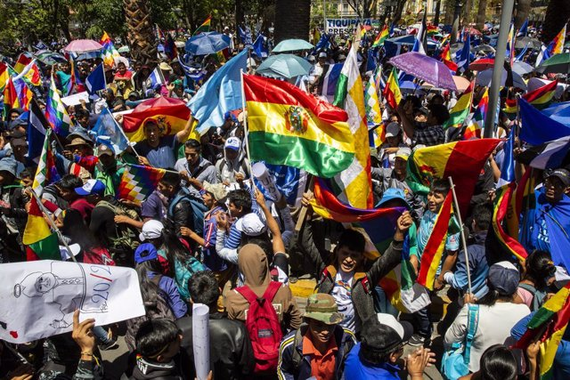 Bolivia.- La ONU apela al diálogo a Gobierno y oposición en Bolivia y llama a ma