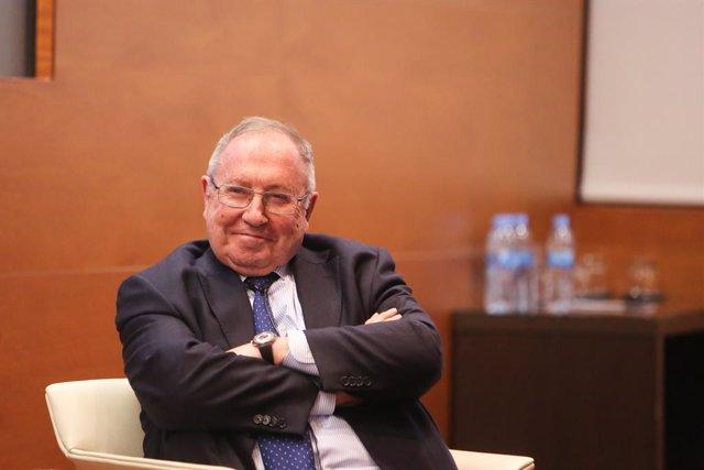 El president de la Cambra de Comer d'Espanya, José Luis Bonet.