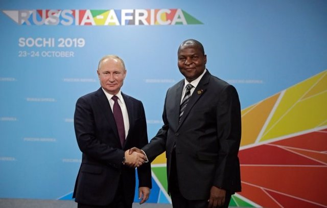 R.Centroafricana.- El presidente de RCA confirma que el país podría albergar la