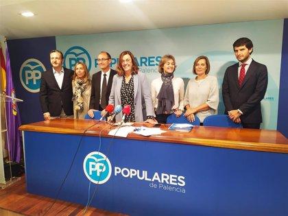 """Tejerina defiende al PP que ofrece """"futuro"""" frente a la inacción de un PSOE """"con obejtivos y socios equivocados"""""""
