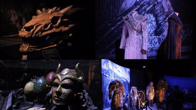 Exposición de Juego de tronos