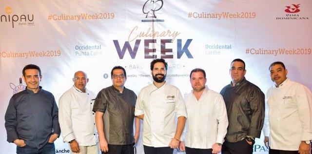 COMUNICADO: Arranca la 6ª edición de la Semana Culinaria en Barceló Bávaro Grand