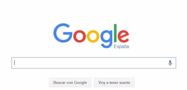 Cercador Google.