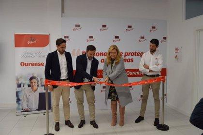 """Securitas Direct abre una nueva oficina comercial en Ourense con el objetivo de """"duplicar"""" su personal en un año"""