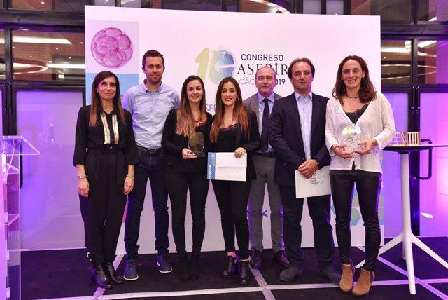 Premio Innovacion Merck ASEBIR y Premio ASEBIR Mejor Poster