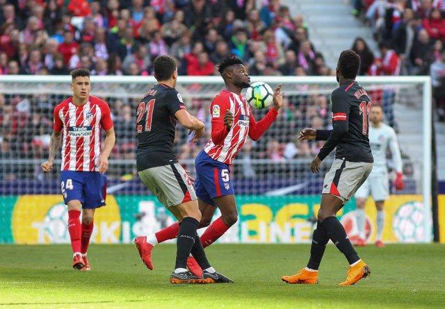 Fútbol/Primera.- Previa del Atlético de Madrid - Athletic Club