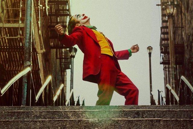 Imagen de la película Joker