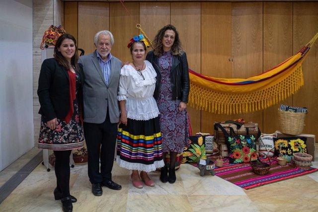 Huelva.- La Casa Colón acoge la I Exposición Iberoamericana de Artesanía del OCI