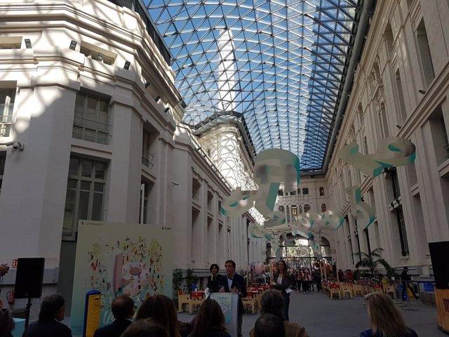 El Palacio De Cibeles Sopla 100 Velas Este Fin De Semana Con