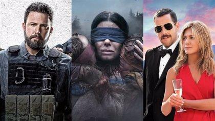 Las 10 películas de Netflix más vistas en 2019