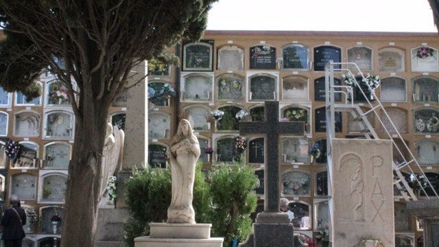 Cementiri de Montjuïc de Barcelona