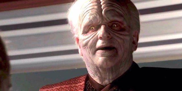 Palpatine (Darth Sidious) en Star Wars