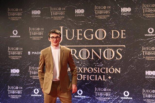 Isaac Hempstead-Wright es Bran Stark en Juego de Tronos