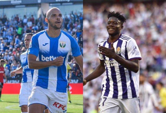 Fútbol/Primera.- (Crónica) El Lega renace con Cembranos y el Valladolid se estre