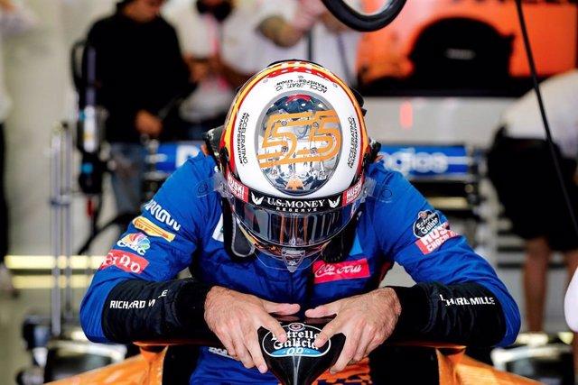 """Fórmula 1/GP México.- Carlos Sainz: """"Estamos empezando a pensar más como un equi"""