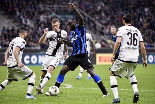 Fútbol/Calcio.- (Crónica) El Inter desaprovecha el pinchazo de una Juve sin Cris