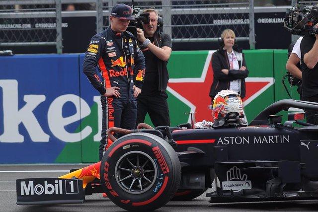 Fórmula 1/GP México.- Verstappen pierde la 'pole' por sanción y Leclerc saldrá p
