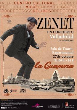 Zenet desgrana los boleros clásicos cubanos de su disco 'La Guapería' este domin