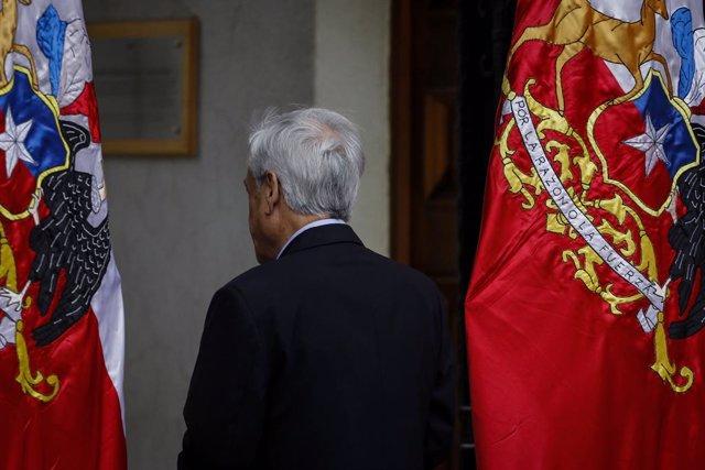 Chile.- El apoyo a Piñera se desploma hasta un mínimo histórico del 14 por cient