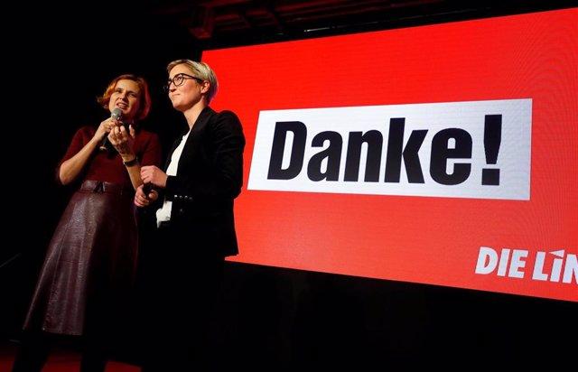Elecciones en Turingia, Alemania
