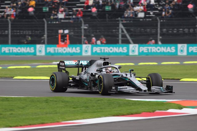 AV.- Fórmula 1/GP México.- Bottas queda tercero en Iztacalco y retrasa el alirón