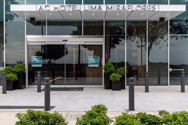AC Hotels by Marriott abre su primera propiedad en Perú con una inversión de 26