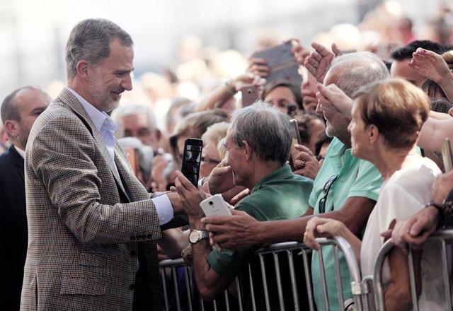 El Rey inaugurará el 6 de noviembre en Toledo el Congreso sobre igualdad de géne