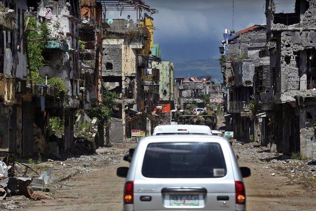 Filipinas.- Filipinas se mantiene en alerta por posibles ataques tras la muerte